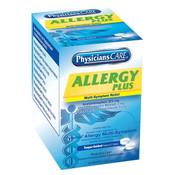 Allergy Plus Antihisamine, 2 Pkg/50 ea