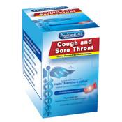 Cherry Menthol Cough Drops, 50/Box