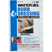 "Water-Jel® Burn Dressing (4"" x 4"")"