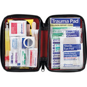 104-Piece Auto First Aid Kit (Softpack Case)
