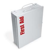135-Pc Medium Food Industry First Aid Kit (Metal)