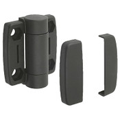Kipp Plastic Detent Hinge, K0439.56181800 (1/Pkg.)