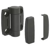 Kipp Plastic Detent Hinge, K0439.56232300 (1/Pkg.)
