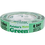 "Duck Brand@ Painter's Mate Green Masking Tape, 1-7/8"" x 60 yd"