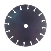 "RemGrit Carbide Grit Circular Saw Blade (GC507), 10"", 5/8"" Arbor Size"