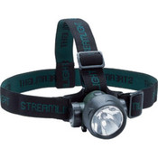 Trident LED Headlight, 3 LED, Class 1, Division 2, Green w/ White & Green