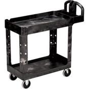 """Rubbermaid Heavy-Duty Utility/Service Cart, 45 1/4""""L x 33 1/4""""H x 25 7/8""""W"""