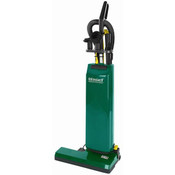 """BigGreen Commercial Dual Motor Upright w/ On-Board Tools (18"""" Cleaning Path)"""