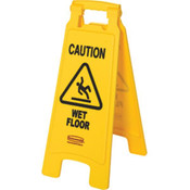 WET FLOOR Safety Sign