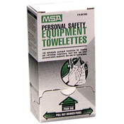 Personal Safety Equipment Towelettes