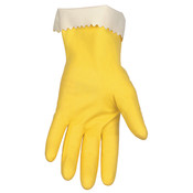 Memphis Unsupported Latex Gloves, Large (12 Pair)