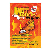 Hot Rods Toe Warmers