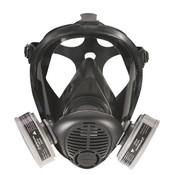 Survivair Opti-Fit Full-Facepiece Respirator, Medium