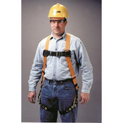 Miller Titan Non-Stretch Harness w/ Mating Leg Buckles, Universal