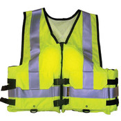 Stearns Work Zone Gear ANSI Vest, Large