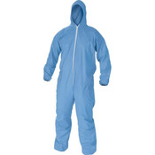 KleenGuard A65 Flame-Resistant Coveralls, 3X-Large, 21/Case
