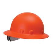 Fibre-Metal Roughneck P1 Full-Brim Hat, Hi-Viz Orange