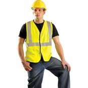 Class 2 Premium FR Solid Vest, Large