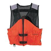 Stearns Work Zone Gear Vest, Large