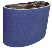"""Floor Sanding Belts - Zirconia - 11-7/8"""" x 29-1/2"""", Grit/ Weight: 24X, Mercer Abrasives 438112024 (10/Pkg.)"""