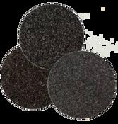 "Floor Sanding Edger Discs - Silicon Carbide Hook & Loop - 6"" x No Hole, Grit/ Weight: 40F, Mercer Abrasives 457040 (50/Pkg.)"