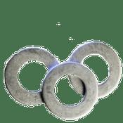 #12 SAE Flat Washers Low Carbon  HDG (25 LBS/Bulk Pkg.)