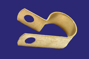 """7/8"""" Metal Cable Clamp (25/Pkg.)"""