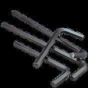 """1 1/4"""" Hex Keys, Alloy 8650 Long Arm (USA)"""