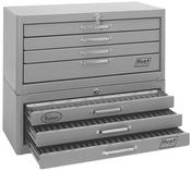 Master Drill Dispenser - Fractional Sizes (Cabinet Only)