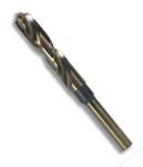 """1"""" Type 130-D Super High Speed M42 Cobalt, 1/2"""" Reduced Shank, Silver & Deming Drill Bit, Norseman Drill #29441"""