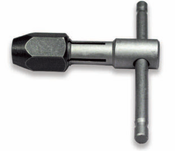Type 727 T-Handle Tap Wrenches for Tap Sizes 0-1/4