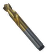 10 mm TE Type 187-DN TiN Coated Weldout Spotweld Drills, Norseman Drill #NDT-73480