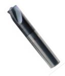 8.0 mm Type 187-B Carbide ALTiN Coated Spotweld Drills with Flat (1/Pkg.), Norseman Drill #NDT-85880