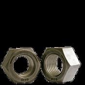 "1 1/4""-12 Finished Hex Nut, Grade 5, Fine Medium Carbon Steel, Plain (10/Pkg.)"