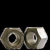 "1 1/2""-6 Finished Hex Nut, Grade 5, Coarse Medium Carbon Steel, Plain (10/Pkg.)"