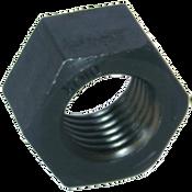 "1 1/2""-6 Hex Nut, Grade 8, Coarse, Medium Carbon Steel (10/Pkg.)"