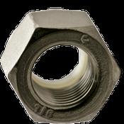 #10-32 NTM (Thin) Nylon Insert Locknut, Fine, Stainless 316 (100/Pkg.)