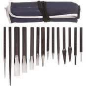 14 Piece Punch & Chisel Combo Set