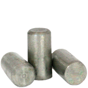 """1/16""""X1"""" Dowel Pins 18-8 A2 Stainless Steel (100/Pkg.)"""