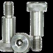 """1""""-3/4-10x4"""" Socket Shoulder Screws Coarse 18-8 Stainless (10/Pkg.)"""