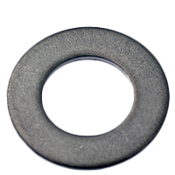 """#2x1/4""""X0.02 Flat Washers 18-8 A2 Stainless Steel MS 15795-802 (500/Pkg.)"""