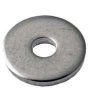"""#2x5/32""""X0.016 Flat Washers 18-8 A2 Stainless Steel NAS 620 (500/Pkg.)"""