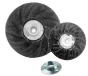 "Backing Pad for Semi-Flexible Discs - 4-1/2"" x 5/8"" -11, Mercer Abrasives 324045 (Qty. 1)"