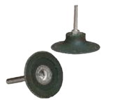 """Backing Pad for Type R Quick Change Discs - 2"""", Mercer Abrasives 392002 (Qty. 1)"""