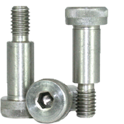"""1""""-3/4-10x5-1/2"""" Socket Shoulder Screws Coarse Alloy Thermal Black Oxide (20/Bulk Pkg.)"""