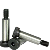 """1""""-3/4-10x4"""" Non-Standard Socket Shoulder Screws Alloy Thermal Black Oxide (30/Bulk Pkg.)"""