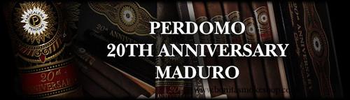 Perdomo 20th Anniversary Maduro Epicure