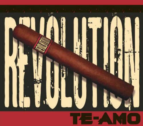 Te-Amo Revolution Robusto Ovalado