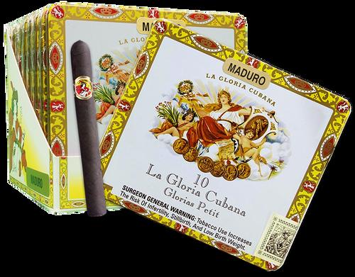 La Gloria Cubana Maduro Glorias Petite Tins