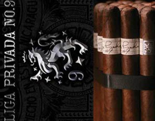 Liga Privada No.9 Tasting Sampler